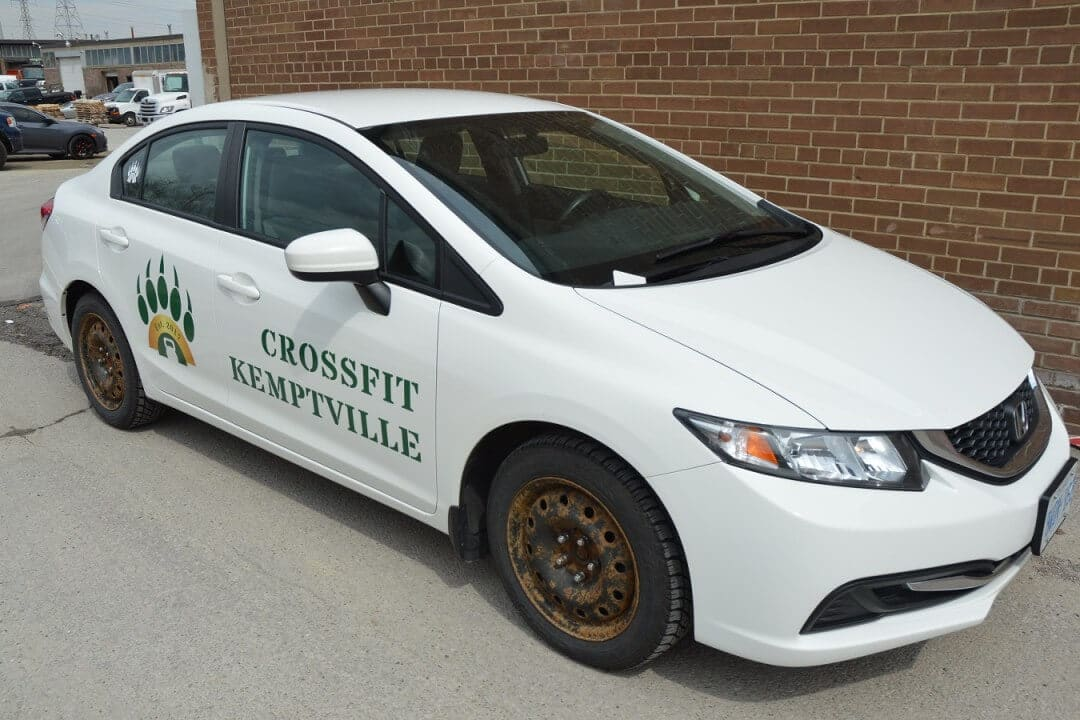 Car Wrap Toronto | Custom Vehicle Wrap in Toronto - VinylWrapToronto com