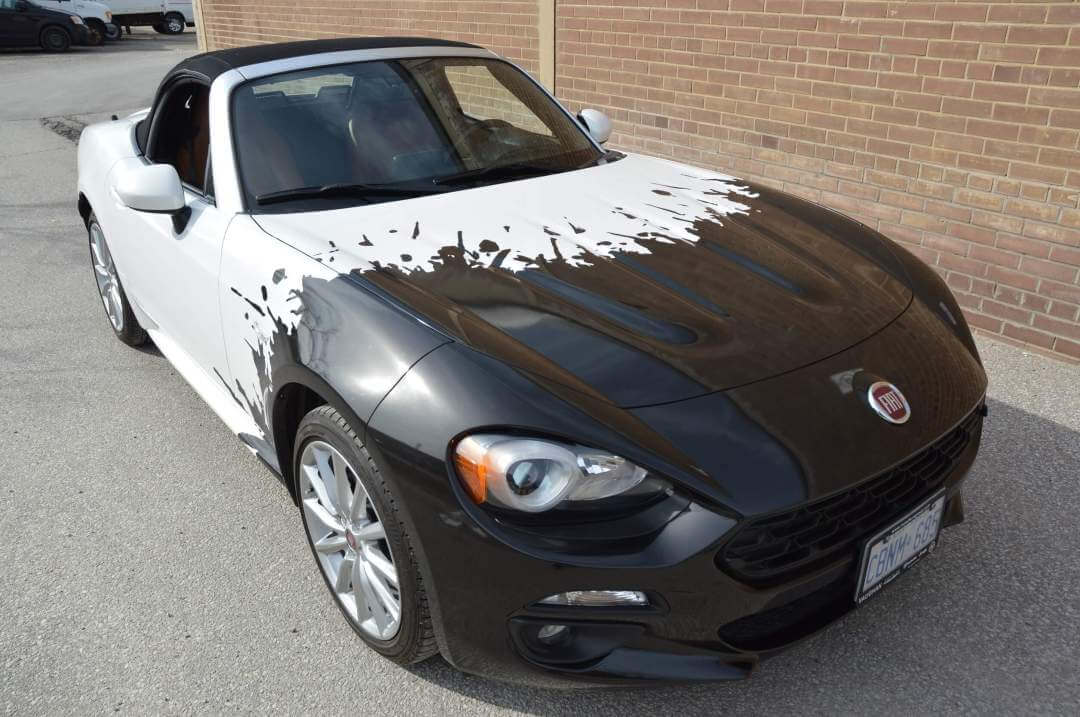 Car Wrap Toronto Custom Vehicle Wrap In Toronto Vinylwraptoronto Com