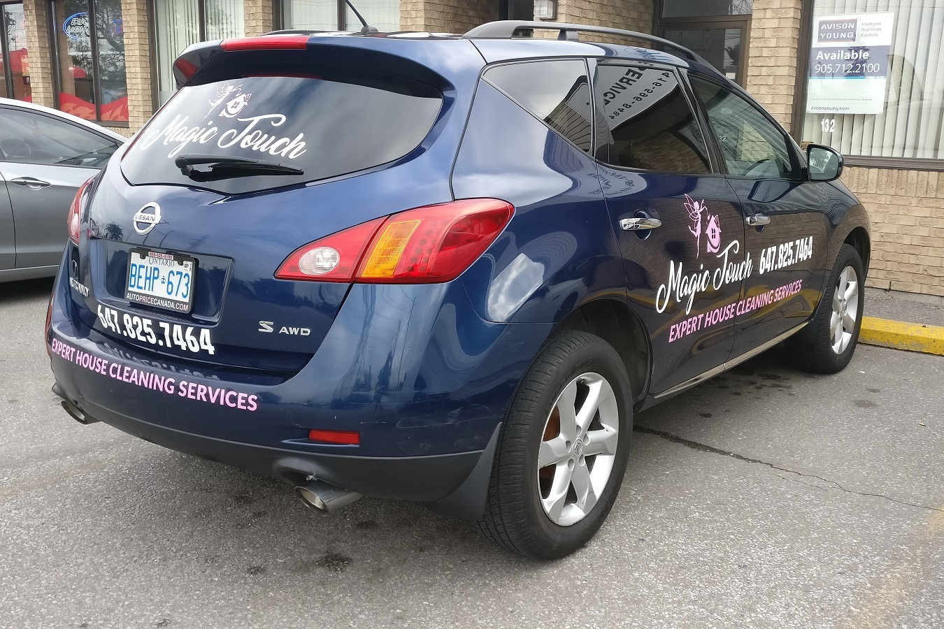 Car Lettering And Decal Best Car Wrap In Etobicoke