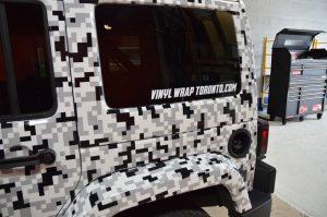 Vinyl Wrap Toronto - Car Wrap Shop