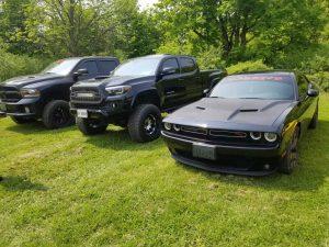 Mopar Show - Car Show | Vinyl Wrap Toronto - Vehicle Wrap In Toronto - Print Shop