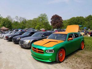 Mopar Show - Car displays | Vinyl Wrap Toronto - Vehicle Wrap In Toronto - Print Shop