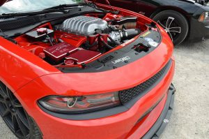 Mopar Show - Red Car | Vinyl Wrap Toronto - Vehicle Wrap In Toronto - Print Shop