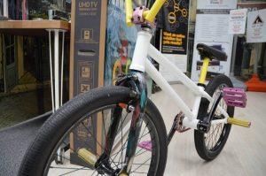Vinyl Wrap Toronto - Vehicle Wrap In Toronto - Print Shop - Bicycle Wrap at its best