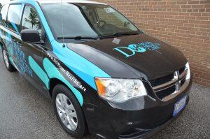 Vinyl Wrap Toronto - Vehicle Wrap In Toronto - Do Home Health Care Van Wrap