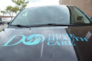 Vinyl Wrap Toronto - Vehicle Wrap In Toronto - Print Shop - Do Home Health Care Zoom