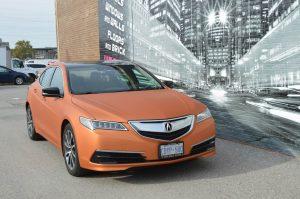 Vinyl Wrap Toronto - Vehicle Wrap In Toronto - Print Shop - Full Car Wrap Toronto - Acura Wrap