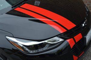 Vinyl Wrap Toronto - Vehicle Wrap In Toronto - Print Shop - Racing Stripes