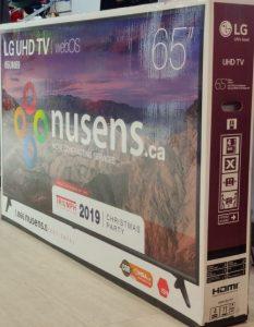 Vinyl Wrap Toronto - Vehicle Wrap In Toronto - Print Shop - Nusens TV After Side