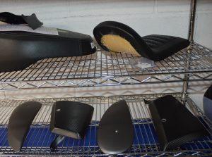 Vinyl Wrap Toronto Ducatti Scrambler 2017 Avery Dennison Black Motorcycle Full Parts