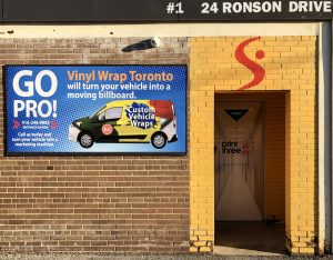 Vinyl Wrap Toronto - Vehicle Wrap In Toronto - Print Shop - Signage - Banners - Advertisement - Marketing