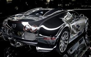 Vinyl Wrap Toronto Bugatti Avery Dennison Conform Chrome Series Wrapping Film