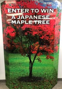 Vinyl Wrap Toronto 2020 Avery Dennison White Signs Full Canadian Tree Salvation Maple - Trade Show Signs