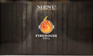 Vinyl Wrap Toronto Menu Board magnet Firehouse Grill Vinyl Signs (1)
