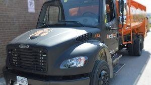 Freightliner - M2 - 2019 - Full Truck Wrap - BamBam - Vinyl Wrap Toronto - Vehicle Wrap in Vaughn