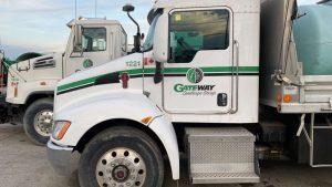 Kenworth - T370 Cab - 2013 - Decals - Gateway - Lettering - Vinyl Wrap Toronto - Avery Dennison & 3M - Vehicle Wrap in GTA