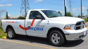 RAM - 1500 - Tradesman - 2017 - Decals - CoolCheck - Lettering - Vinyl Wrap Toronto - Avery Dennison & 3M - Vehicle Wrap in GTA