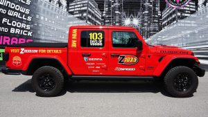 Lettering and decals - Jeep Lettering & Decals