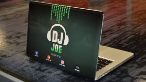 Object Wrap - Vinyl Wrap Toronto - Macbook Pro - DJ Joe - Custom Design - Equipment Wrap - Etobicoke