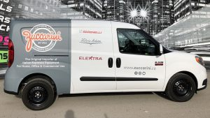 RAM - Promaster City - 2019 - Partial - Zuccarini - Van Wrap - Vinyl Wrap Toronto - Vehicle Wrap in Etobicoke