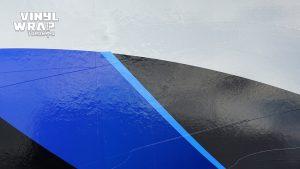 RV Custom Full Wrap - Vinyl Wrap Toronto - Avery Dennison - VinylWrapToronto.com - Vehicle Wrap Closeup