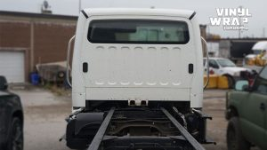 Freightliner M2 - 2020 - Full Truck Wrap - Lettering & Decals - Best Truck Wrap in Toronto - Vinyl Wrap Toronto