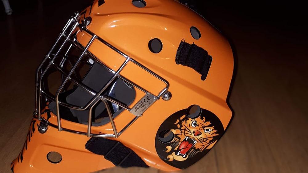 Object Wrap - Goalie Mask - Helmet - Personalize your objects with a vinyl wrap - Vinyl Wrap Toronto