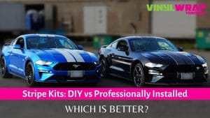 Stripe Kits DIY vs Professionally Installed - Banner - Custom Vehicle Wraps